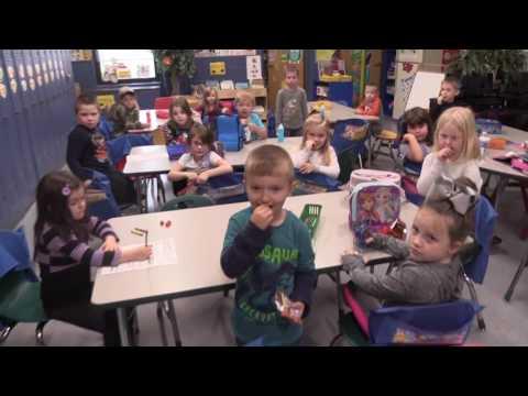 Owsley County Elementary #MannequinChallenge