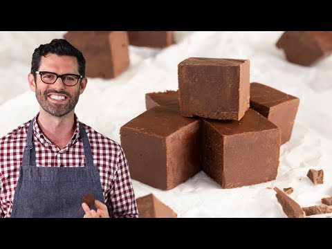 Easy Chocolate Fudge Recipe