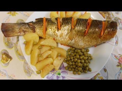 Запеченный лосось в духовке как вкусно приготовить?