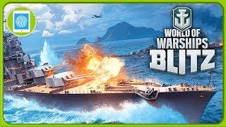 Морские битвы кораблей - Начало игры в World of Warships Blitz oт WARGAMING * iOS | Android