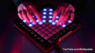 Repeat youtube video Nev Plays -  Wizards in  Winter (TSO) Launchpad Pro Cover