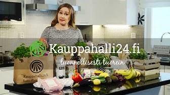 Kauppahalli24 - tuoretta ruokaa kotiovelle