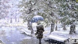 Ольга Плотникова   Падает снег