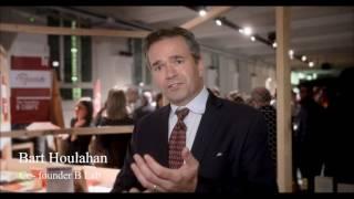 Bart Houlahan –Davines welcome into the B Corp