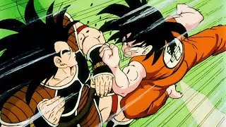 DRAGON BALL Z: goku distrae radish-in italiano
