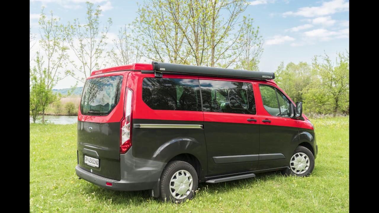 Ford nugget red and black mieten testen kaufen