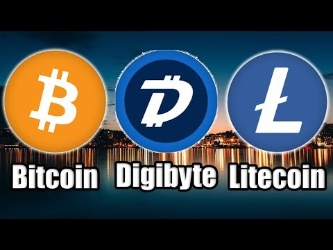 Media BOOSTING Bitcoin | $100 Million Liquidations | Litecoin Power Lunch | Digibyte Eyeing Target