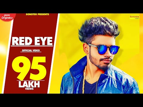 SUMIT GOSWAMI : RED EYE | KHATRI | Latest Haryanvi Songs Haryanavi 2019 | Sonotek