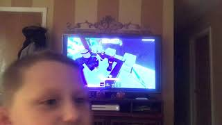 Zay playing Roblox #lagging Clash