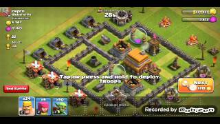 CoC|Clash of clans osa 1|