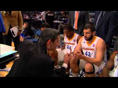 NBA D-League All Access: Fort Worth Mad Ants vs Santa Cruz Warriors