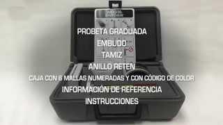 El Spot Check Kit Ervin Instrucciones en Espanol