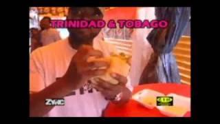 Prime Minister smoke weed(Kamla Persad-Bissessar) OF Trinidad & Tobago