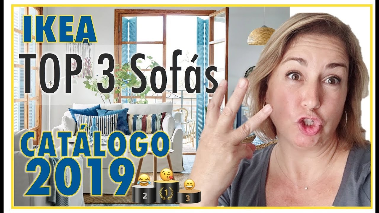 Ikea Top 3 Sofas Catalogo 2018 2019 Tips Comprar En Ikea Decoración De Interiores
