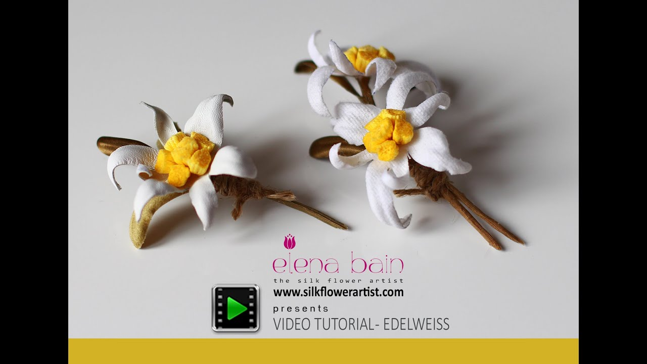 Diy complete video tutorial edelweiss part 1 youtube diy complete video tutorial edelweiss part 1 mightylinksfo