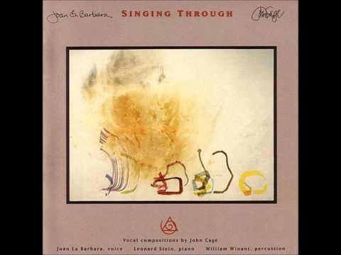 Sonnekus John Cage — Joan La Barbara