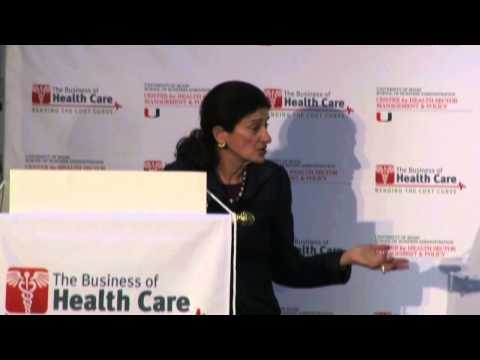 Keynote Luncheon: Olympia Snowe (R-Maine) | The Business of Health Care: Bending The Cost Curve