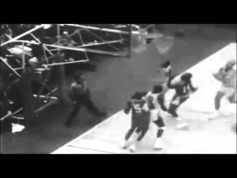 1965 NBA All Star Game Highlights