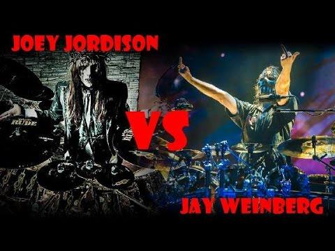 Joey Jordison vs. Jay Weinberg - People = Shit #3