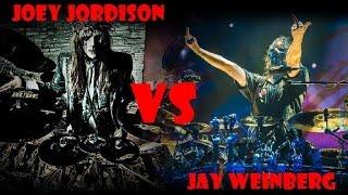 Joey Jordison vs. Jay Weinberg - People = Shit #3 video thumbnail