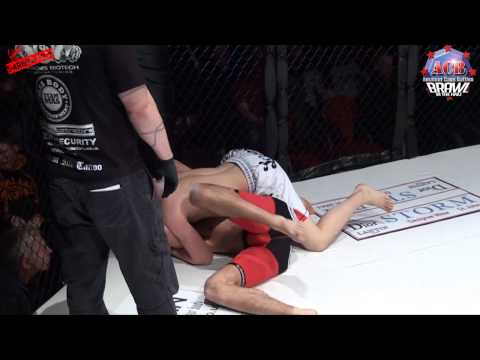 ACB 9 Brawl in the Hall - Jack Roughly VS Lewis Johnson SHAREFIGHT.COM