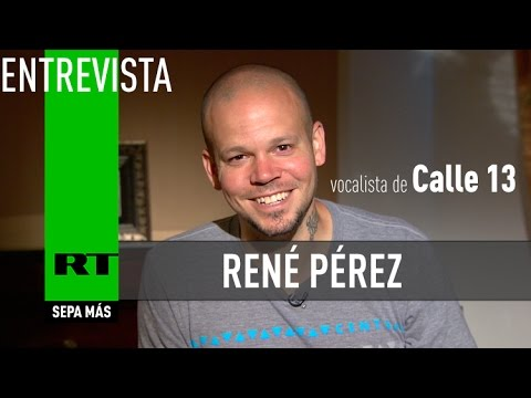 Calle 13 a RT: