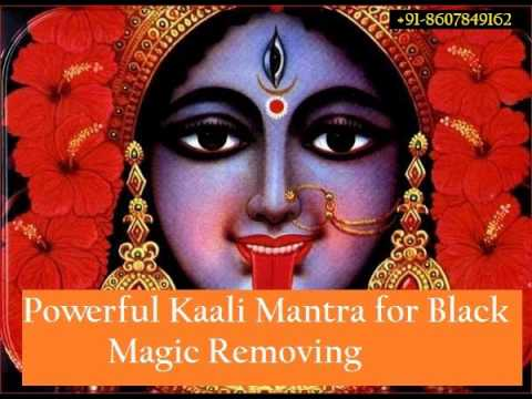 Powerful Kaali Mantra for Black Magic Removing
