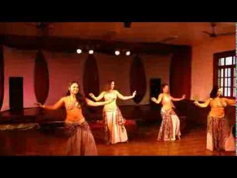 CIA MADAM EL ANEESH Danse du Ventre - Sinfonia 40