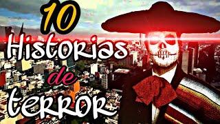 10 Atemorizantes Historias de Terror de México - Leyendas urbanas mexicanas (Parte 3)