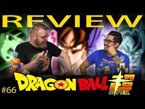 Dragon Ball Super [ENGLISH DUB] Review!!! Episode 66
