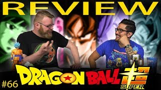 Dragon Ball Super [ENGLISH DUB] Review!!! Episode 66