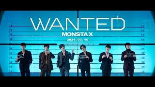 MONSTA X 「WANTED」 Teaser