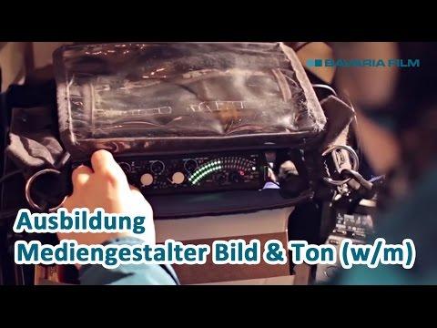 Bavaria Film - Ausbildung zum Mediengestalter