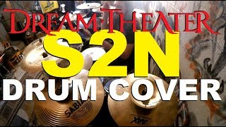 DREAM THEATER - S2N - DRUM COVER BY GLEN MONTURI (FROM THE NEW ALBUM!!!)