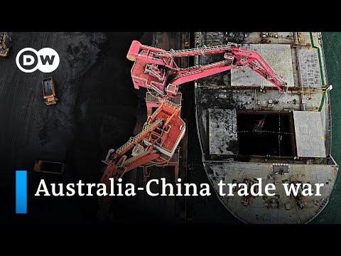 Reports: China to ban Australian coal in escalating trade war | DW News