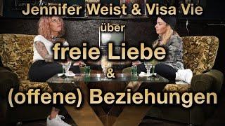 Zum Goldenen V - JENNIFER WEIST & Visa Vie über FREIE LIEBE - RedebedarV