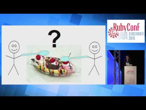 RubyConf 2016 - Lightning Talks by Various Presenters