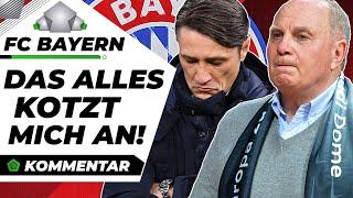 ANSAGE an den FC Bayern: Kovac an allem Schuld?!