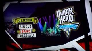 Guitar Hero: Van Halen part 1