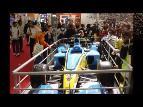 Paris Motor Show 2004