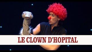 Virgine Hocq - Le clown d'hopital