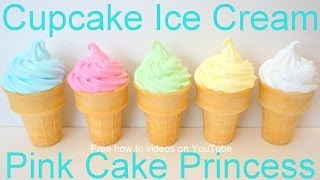 April Fools' Prank Trick Food - Cupcake Ice Creams How-to