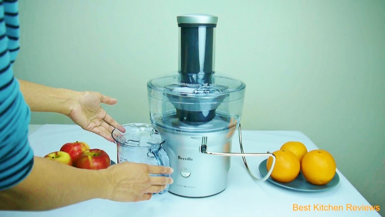 breville bje200xl juicer compact juice fountain 700 watt juice rh youtube com Breville BJE200XL Compact Juice Breville BJE200XL Juicer