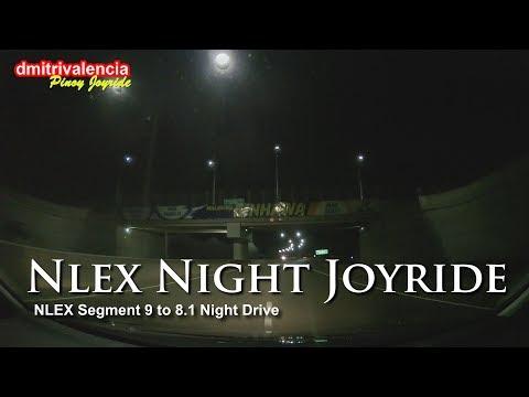 Pinoy Joyride - NLEX Night Drive (Segment 9 to 8 1)
