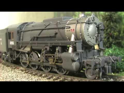Modellbahn-Neuheiten (667) Roco 72151 Dampflokomotive S 160, USATC