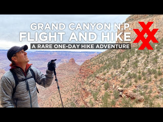 Grand Canyon Fly and Hike Adventure