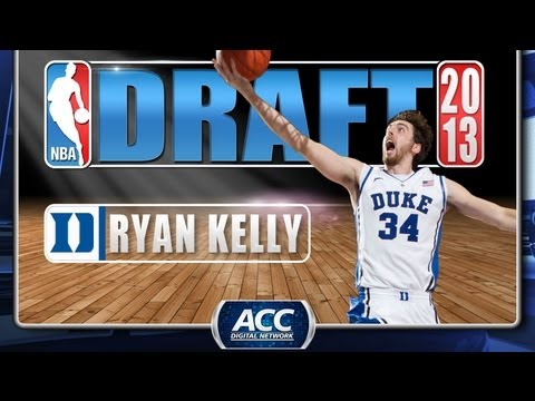 Ryan Kelly Selected 48th By L.A. Lakers | ACCDigitalNetwork