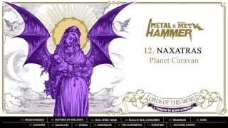 "NAXATRAS ""Planet Caravan"" (Black Sabbath Tribute Album)"