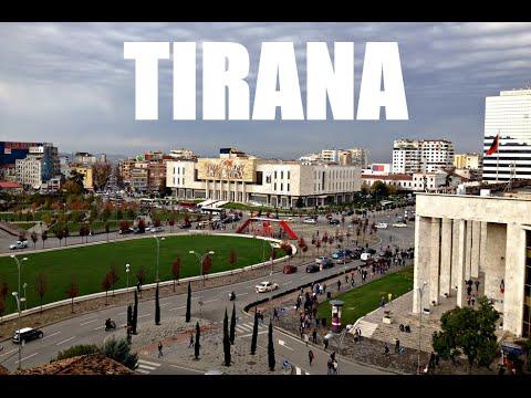 VISIT ALBANIA 1: ''Tirana''