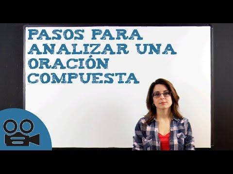 Ejemplo 07 para practicar análisis sintáctico sintaxis de oraciones compuestas - Lengua españolaиз YouTube · Длительность: 6 мин3 с